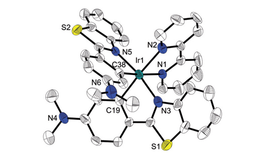 Synthesis Crystal Structure Photophysical Properties And